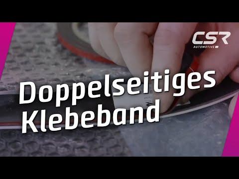 Montagevideo CSR-ZB143 3M Scotch Acrylic Plus Doppelseitiges Klebeband PT 1100F von CSR-Automotive
