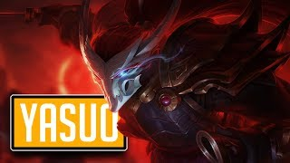 League Of Legends #558: Yasuo Mid (CZFull HD60FPS)