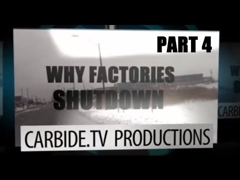 Why Factories Shutdown - Part 4  of Documentary Series
