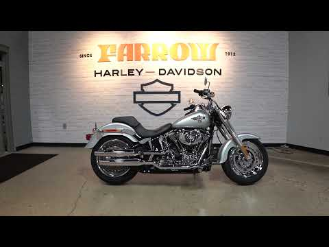 2014 Harley-Davidson Fat Boy FLSTF 103