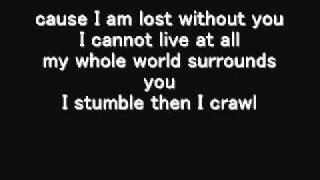 Puddle Of Mudd - Blurry [LYRICS+MP3 DOWNLOAD]
