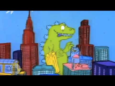 Reptar Cereal Commercial