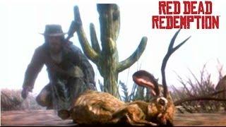 Red Dead Redemption - Onde encontrar o Lendário Jackalope
