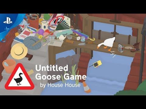 Untitled Goose Game Chega ao PS4 em 17 de Dezembro