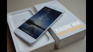 Xiaomi Mi6. WHITE. Вы уже видели САМЫЙ КРАСИВЫЙ СЯОМИ?!
