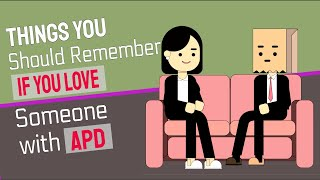 Things You Should Remember if You Love Someone with Avoidant Personality Disorder (APD)