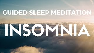 Guided Sleep Meditation For Insomnia (Sleep, Relaxation, Calm Your Mind)