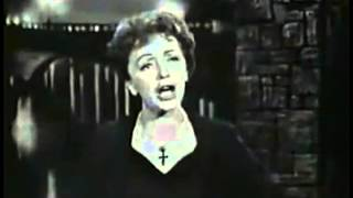 EDITH PIAF - Milord (Live) 1959 Best Quality Found!
