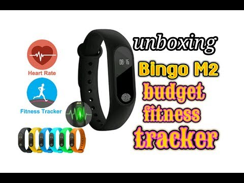 Unboxing Bingo M2 Fitness Tracker | Budget Fitness Tracker Under 1000₹ | Heart Rate Monitor | IP67