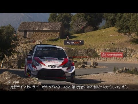 WRC 2019 Rd.4 フランス(ツール・ド・コルス) ハイライト動画 | TOYOTA GAZOO Racing