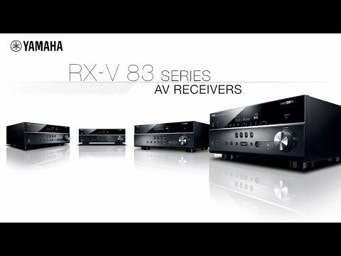 Аудио-Видео ресивер YAMAHA RX-V583 BLACK