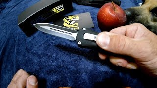 OTF Knife Unboxing! (Mid Tech Knives) - Rebel Tempisttt