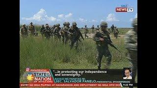 SONA: US Defense Secretary Mark Esper, ikinalungkot ang pagbuwag sa VFA ng Pilipinas at Amerika