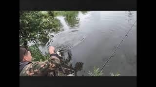 Рыбалка на теплом канале в белоозерске беларусь