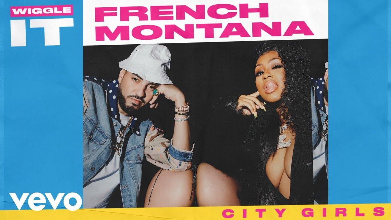 French Montana - Wiggle It Ft. City Girls (Official Audio)
