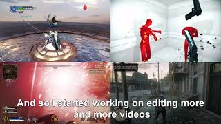 Video editor for Youtube and other similar websites.