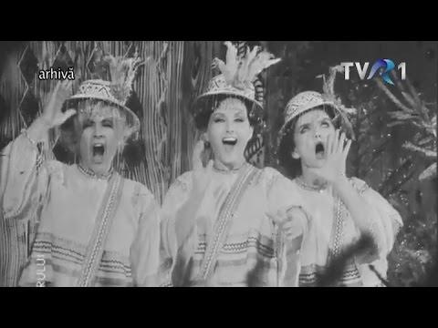 Stela Popescu, Margareta Pâslaru şi Vasilica Tastaman: Moaţele (1972)