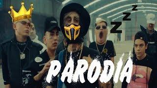Tumbando El Club (Remix) (PARODIA)   JUAN FLEX