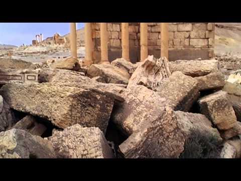 Наследие человечества - Масада, Пальмира