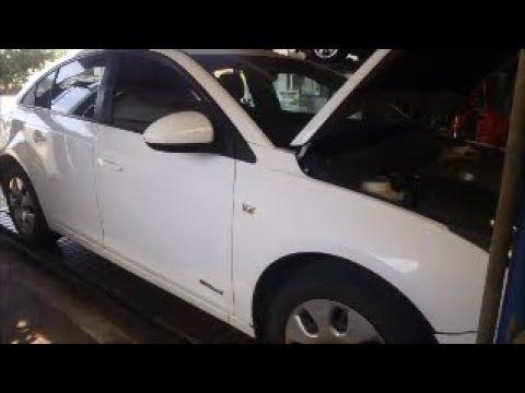 Opel Automatic Transmission Fluid Change - смотреть онлайн