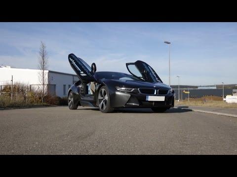 BMW i8 | Testdrive & Overview Part 1