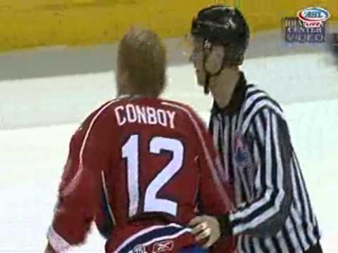 Mike Bartlett vs. Andrew Conboy