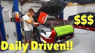 Everyone Said Maintaining A Nissan GT-R Is EXPENSIVE...