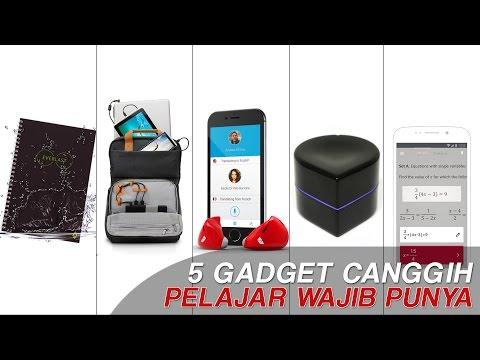 Video 5 Gadget yang Harus Dimiliki Seluruh Pelajar di Indonesia