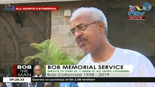 Red Cross boss Abbas Gullet remembers Collymore as a true hero of