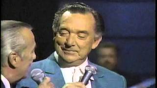 Ray Price   Faron Young  Funny How Time Slips Away LIVE