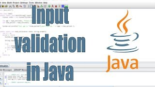 Integer and Float Input Validation with Java