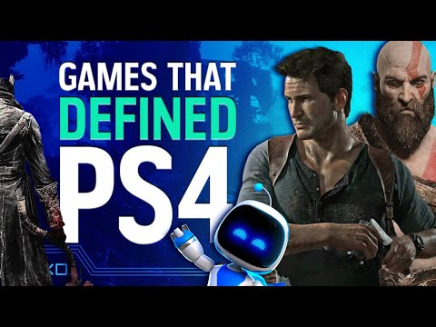 One Second From Every Game That Defined PS4 de