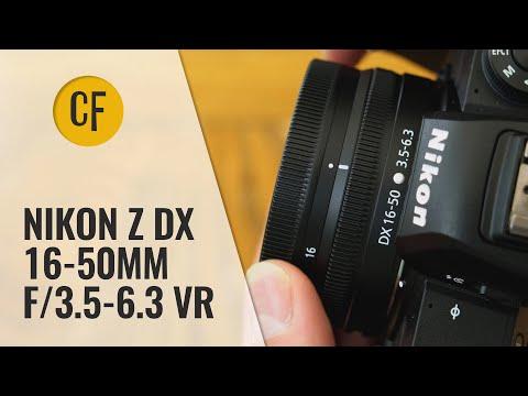 External Review Video kLPR-un9BJo for Nikon NIKKOR Z DX 16-50mm f/3.5-6.3 VR Lens