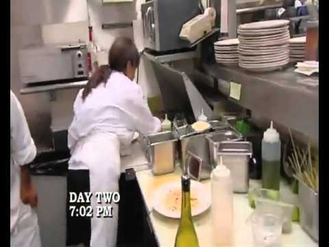Shock as Owner Enters Kitchen - Ramsay's Kitchen Nightmares