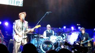 Squeeze - When the Hangover Strikes - Royal Albert Hall - 22 March 2011