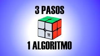 Método Para Principiantes 2x2 (1 Algoritmo)