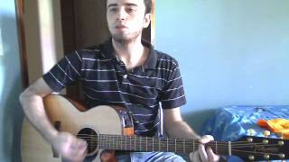 I miss you - Blink 182 (Boyce Avenue's version acoustic cover)