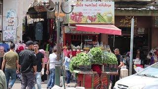 خطة بلدية نابلس لتنظيم الأسواق قبل العيد