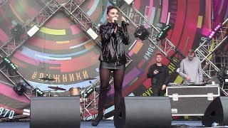 """Анна Седокова - """"Увлечение""""  (День города Москвы 870 в Лужниках)"""