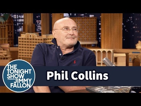 "Phil Collins Shares the Real Story Behind ""In the Air Tonight"""