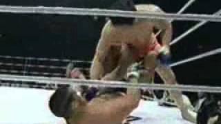 "Kazushi Sakuraba Highlight Video ""The Gracie Hunter"""