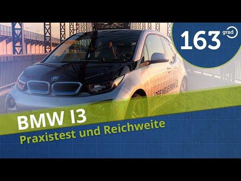 2014 BMW i3 Range Extender 303km Probefahrt Reichweite Fahrbericht Test BMWi3REX Teil 1 #163Grad