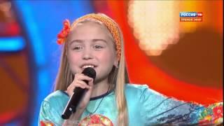 """Софья Фисенко - """"Лучшие друзья"""" (Финал российского отбора JESC 2013)"""