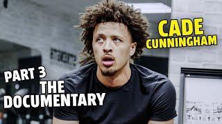 How Cade Cunningham Became The #1 NBA Draft Pick. Draft Week FULL ACCESS 🔥
