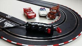 Carrera Go - Disney Cars London Race und Chase - Dr. UnboxKing - Deutsch
