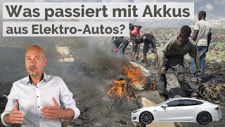 Was passiert mit den alten Akkus? - Millionen E-Autos bedeuten Millionen alter Akkupacks