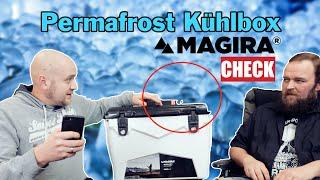 ✅ Kühlbox ohne Strom EISWÜRFEL 7 TAGE DANK PERMAFROST TECHNIK