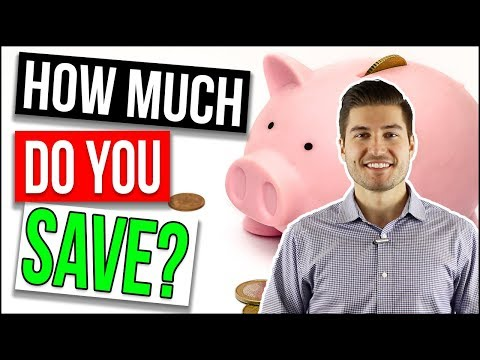 AVERAGE SAVINGS BY AGE | Rule of Thumb