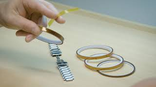 How to Use Merard Watch Masking Tape