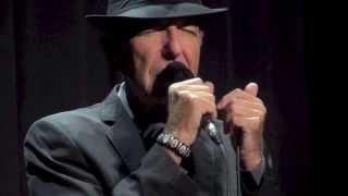 Leonard Cohen, 1000 Kisses Deep, 12-09-2013